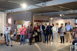 Expositie bij Flier Interieur geopend! – Souza