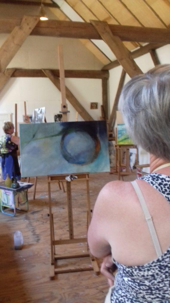 Souza in Buinerveen Alice en haar cirkel