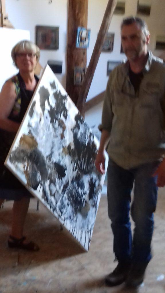 Souza in Buinerveen cor en Jettie
